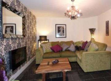 Ger Y Mor - – 4 star cottage sleeping 7 located in the town of Aberystwyth