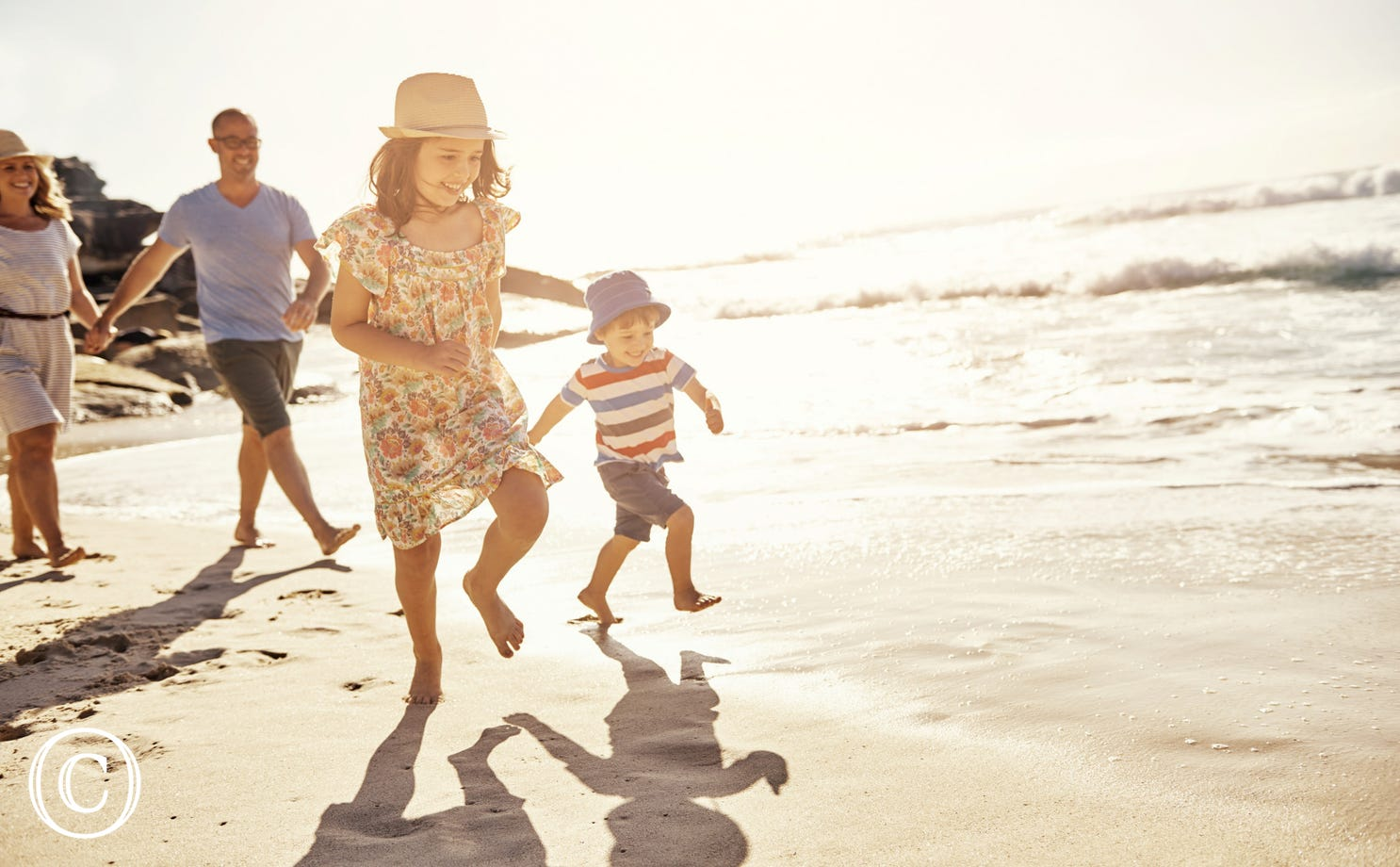 Pembrokeshire is perfect for a family holiday