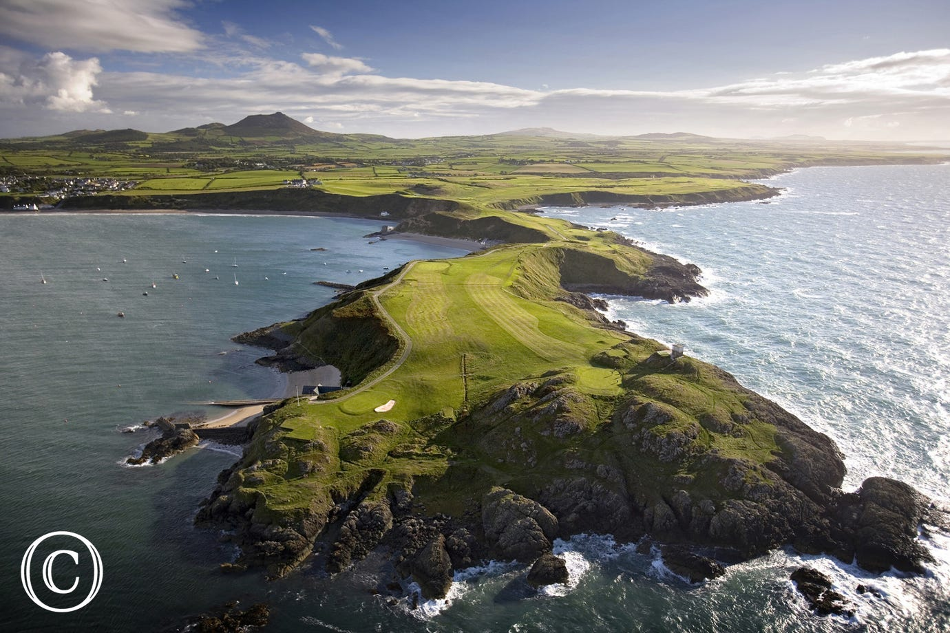 Nefyn and District Golf Course