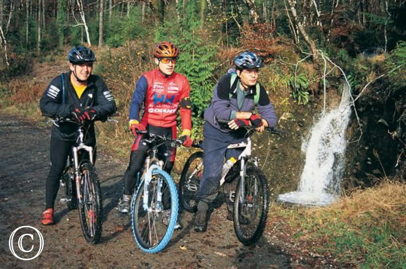 Coed y Brenin Mountain Biking Centre offers another great day out
