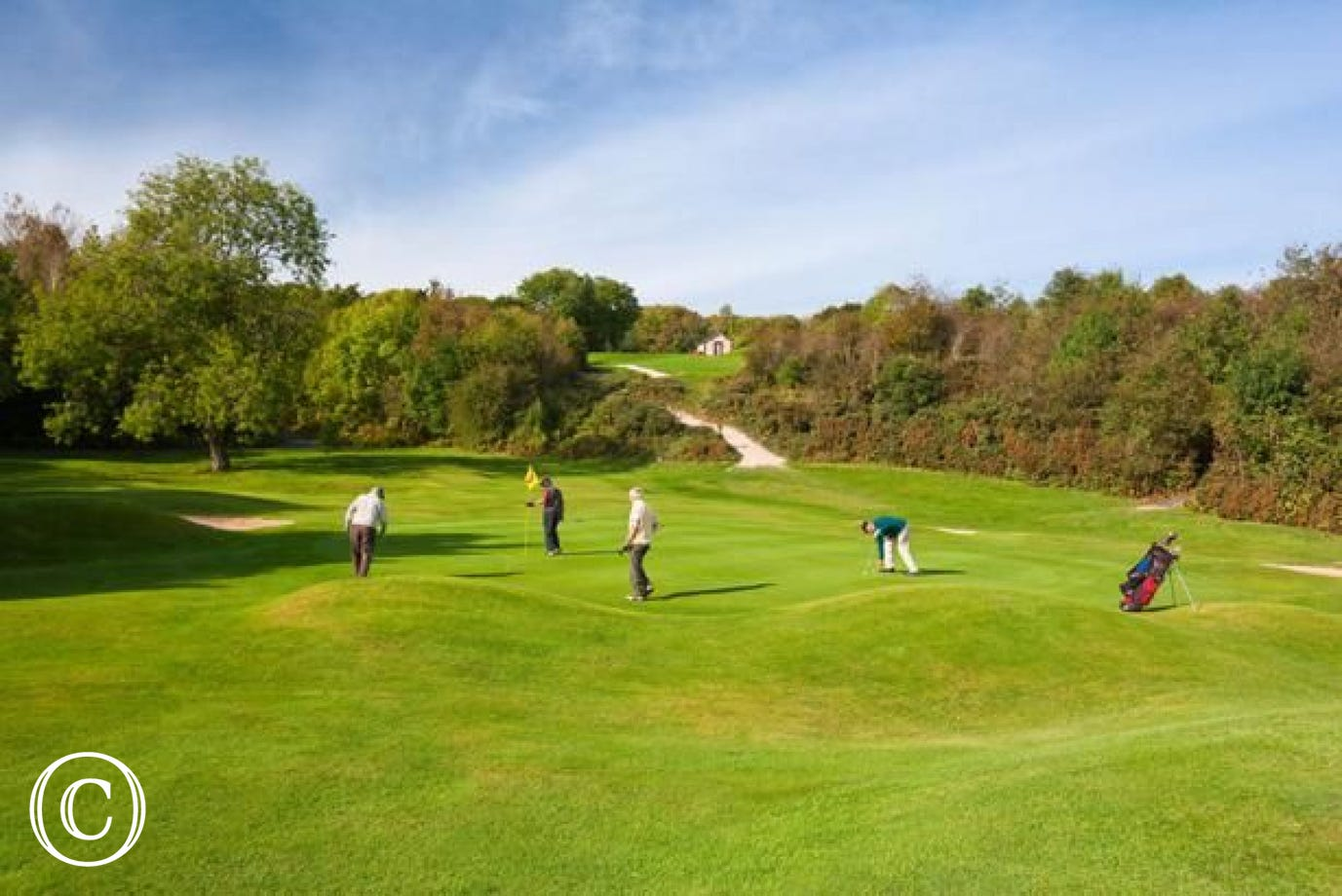Mold Golf Club - one of 16 golf courses within 10 miles of the cottage