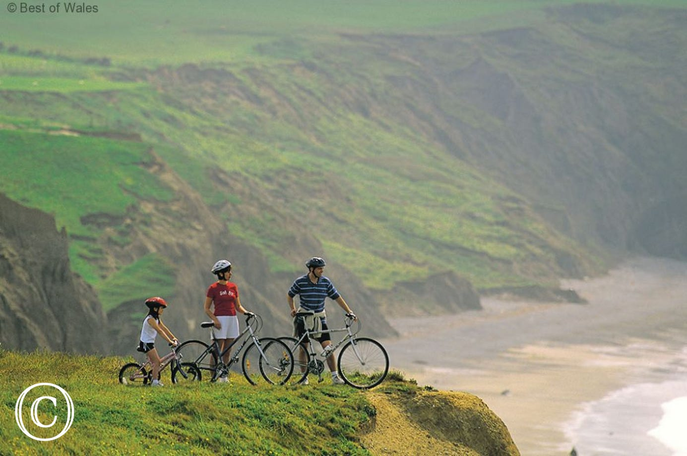 Cycling around the Aberdaron area is a great, inspiring day out