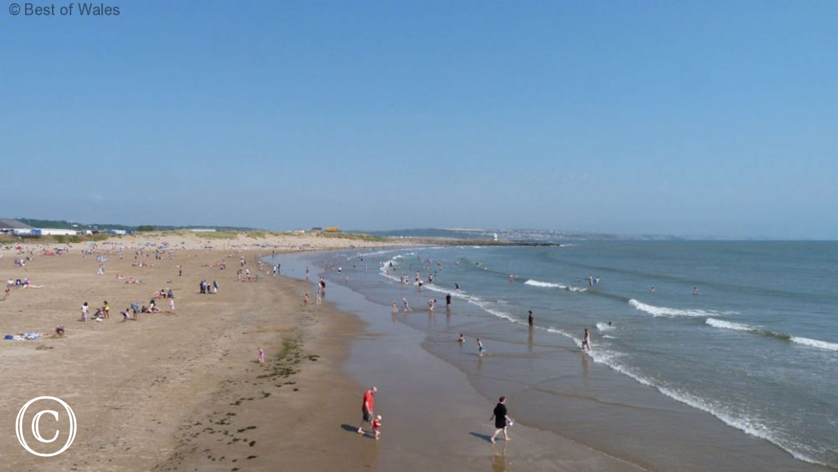 Great Beaches in Porthcawl