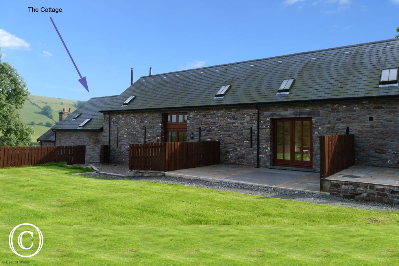 Holiday Cottage in the Brecon Beacons