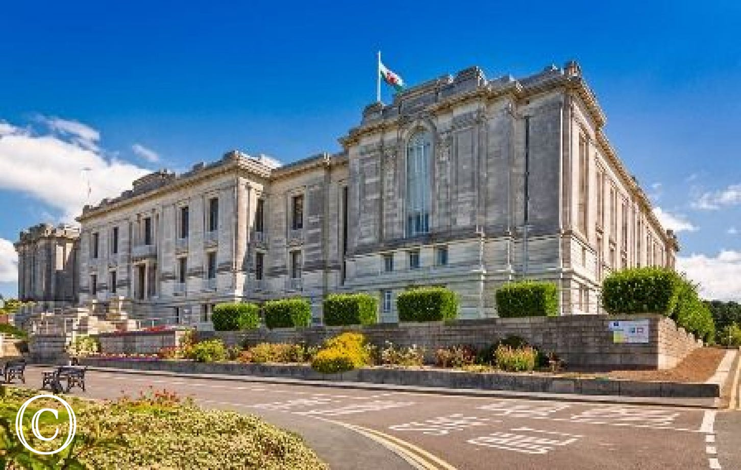 The National Library of Wales - Aberystwyth