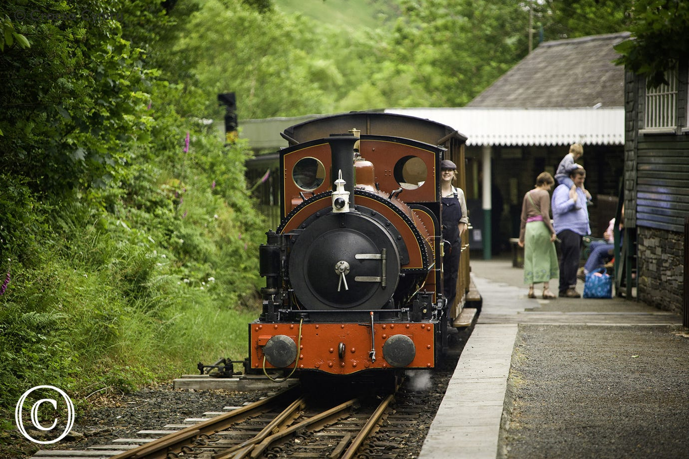 Talyllyn Steam Railway - another special day out