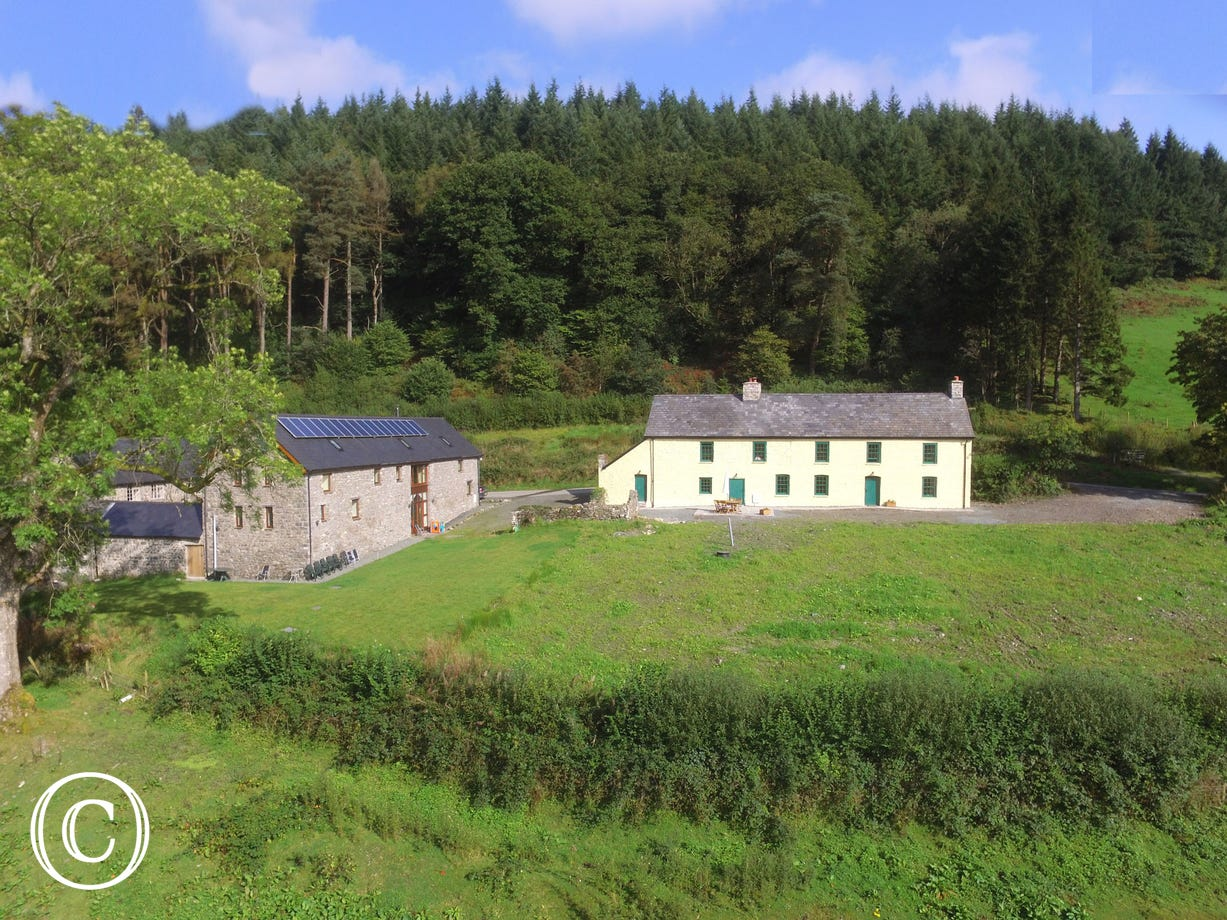 Group Accommodation Llanwrtyd Wells