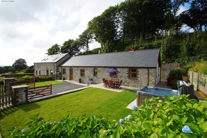 5 star Aberystwyth self catering cottage Mid Wales Coast
