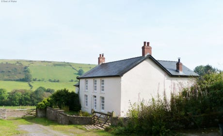 Brecon Beacons Farmhouse Accommodation