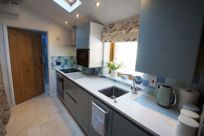 Stylish fully equipped kitchen