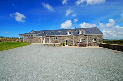 Gadlas is one of two inter-connected, luxury cottages in North Wales