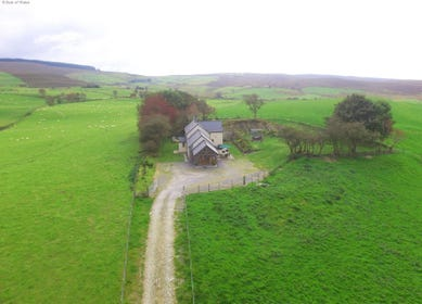 Stunning and secluded holiday accommodation in North Wales countryside